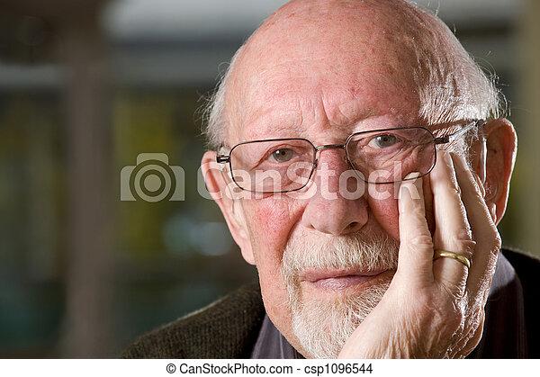 Elderly - csp1096544