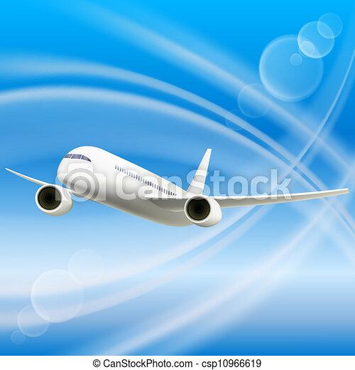 Aeroplane - csp10966619