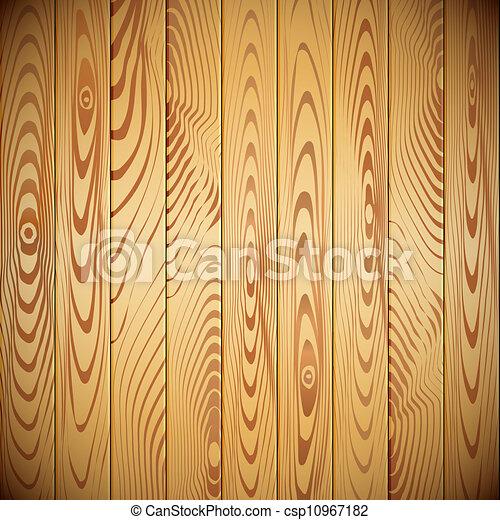 Vecteur de vecteur bois planches fond realistic wood planches csp10967182 - Planche a dessin en bois ...