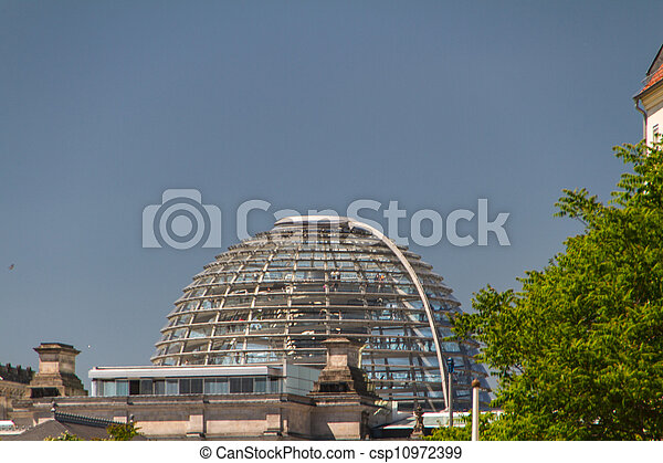 Berlin Government District - csp10972399