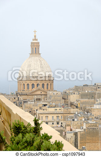 Our Lady of Mount Carmel - csp1097943