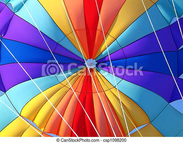 Parachute Detail - csp1098200