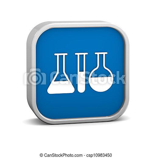 Laboratory Sign - csp10983450