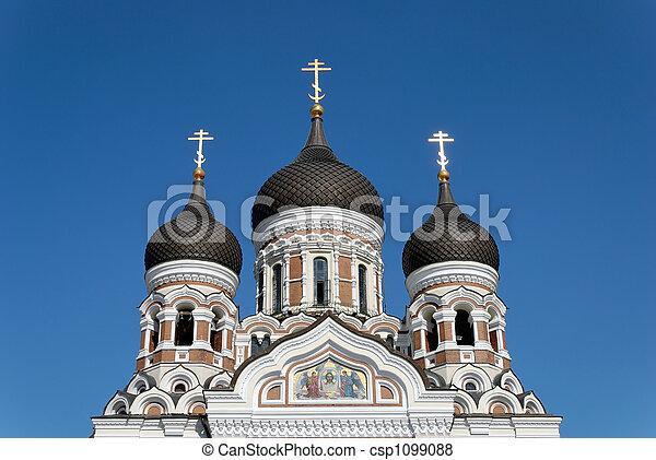 St. Alexander Nevsky Cath - csp1099088