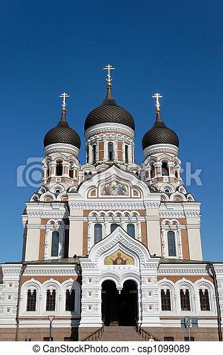 St. Alexander Nevsky Cath - csp1099089