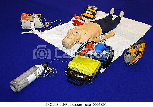 Emergency equipment - csp10991391