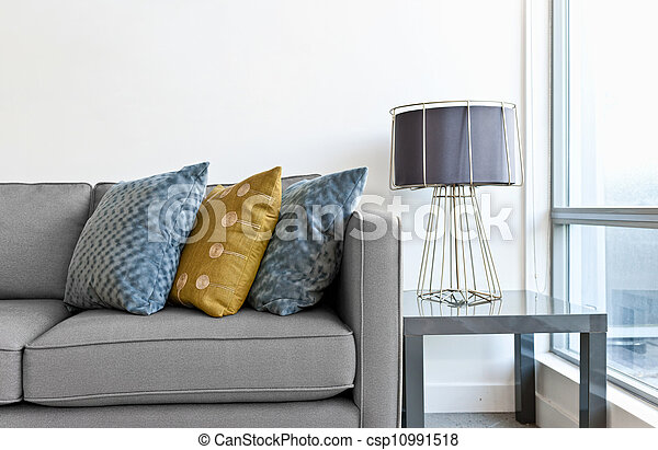 Interior design detail - csp10991518