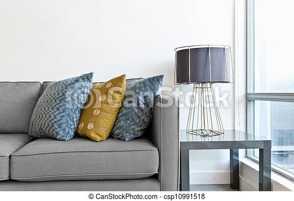Interior design detail - csp10991518