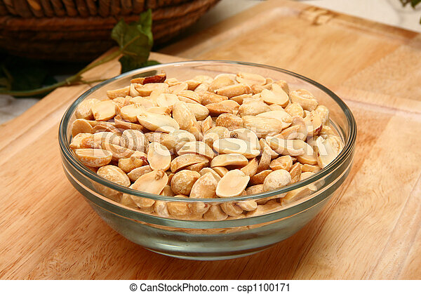 Dry Roasted Peanuts Unsalted - csp1100171