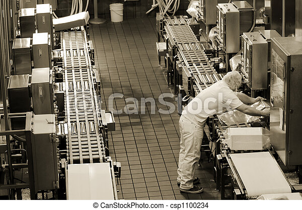Production line - csp1100234