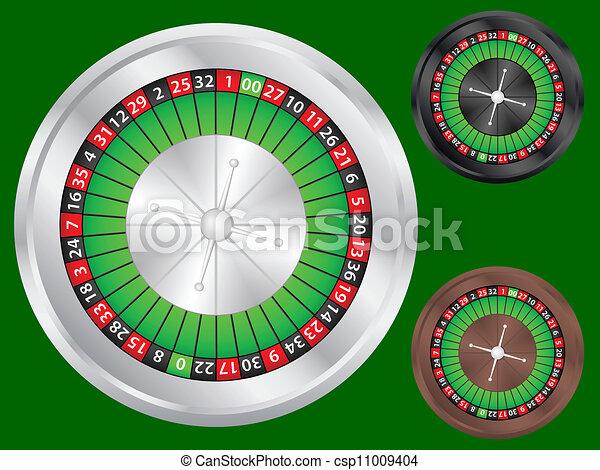 casino roulette - csp11009404