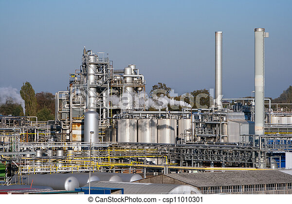 Industrial plant - csp11010301