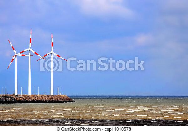 Wind of clean energy - csp11010578