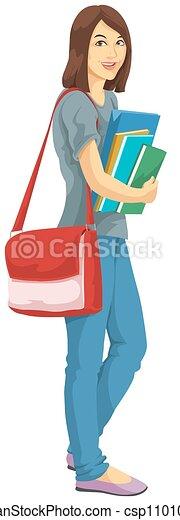 Education, illustration - csp11010802
