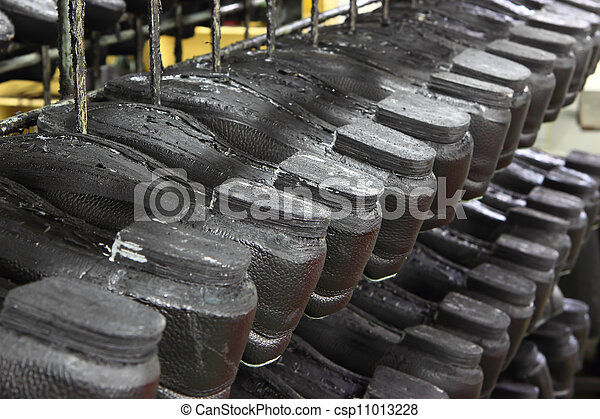 Factory of safety shoes