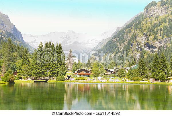 Lake - csp11014592