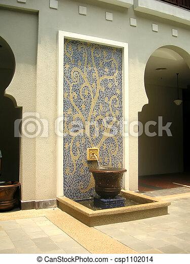 arkitektur, marockansk - csp1102014