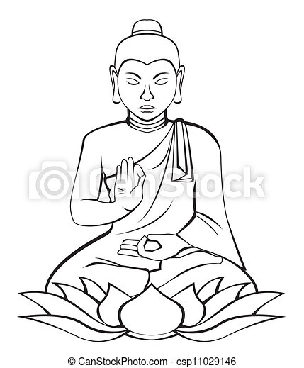 bouddha csp11029146