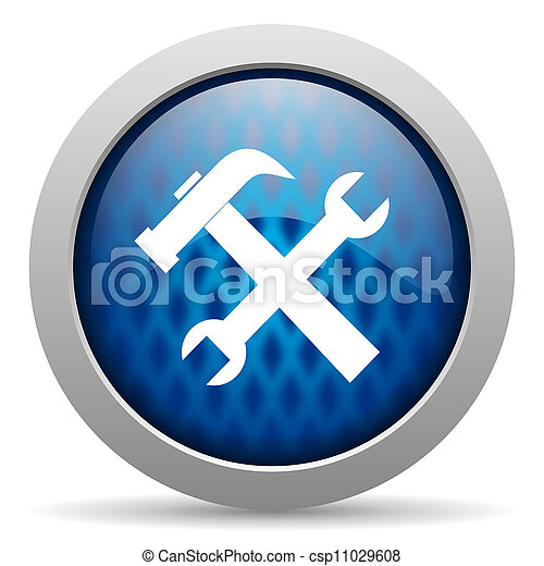 tools icon - csp11029608