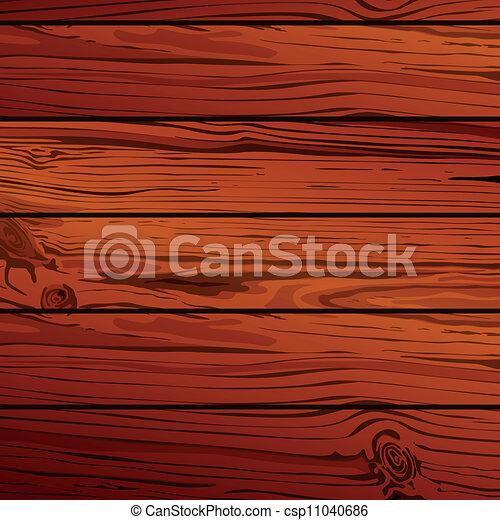 Vector de vector madera tablones vector ilustraci n for Tablones de madera precios