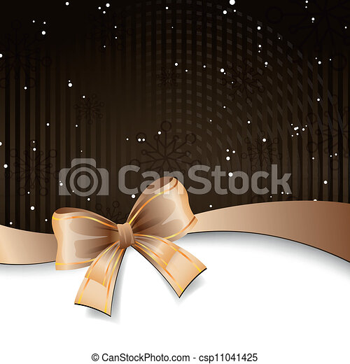 Vector Christmas Background - csp11041425