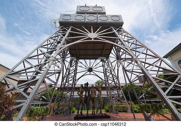 Water Tower - csp11046312