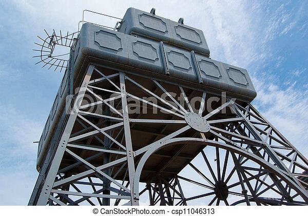 Water Tower - csp11046313