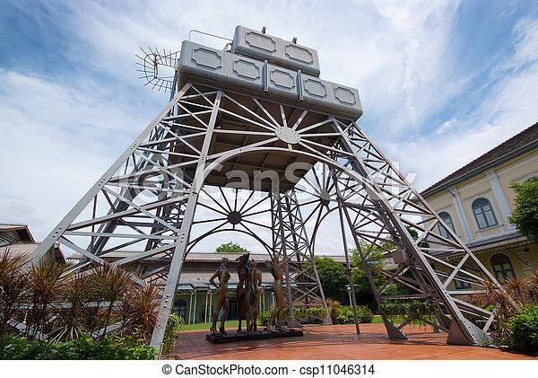 Water Tower - csp11046314