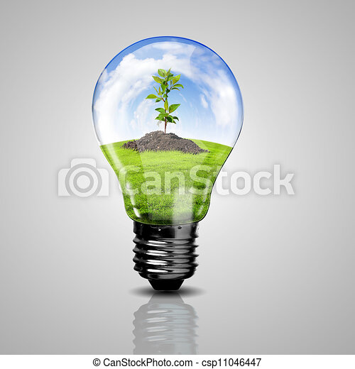 green energy symbols - csp11046447