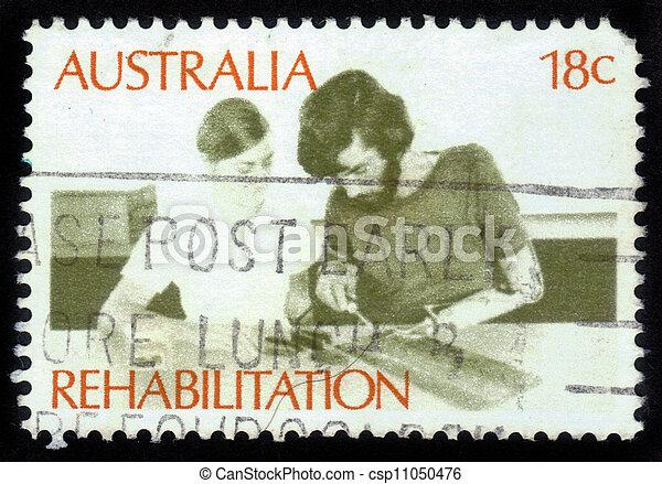 Rehabilitation of the Handicapped - csp11050476