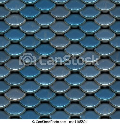 Scales of Armor - csp1105824