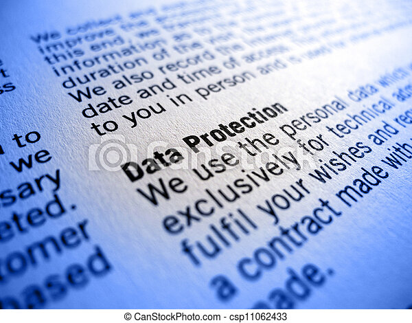 data protection - csp11062433