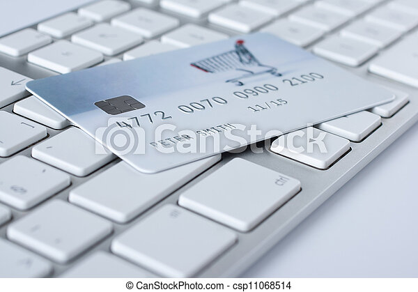 Electronic payment concept and e-banking - csp11068514
