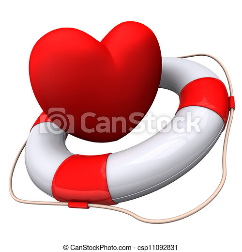 Heart Emergency - csp11092831