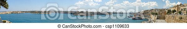 Three Cities Panorama - csp1109633