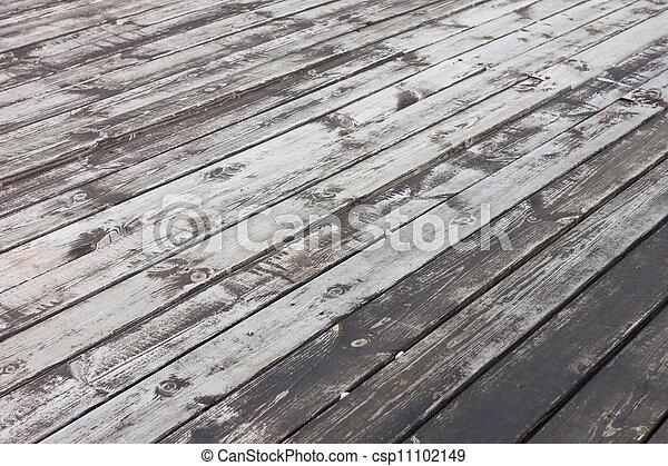 photo de bois vieilli plancher vieilli bois terrasse plancher csp11102149. Black Bedroom Furniture Sets. Home Design Ideas
