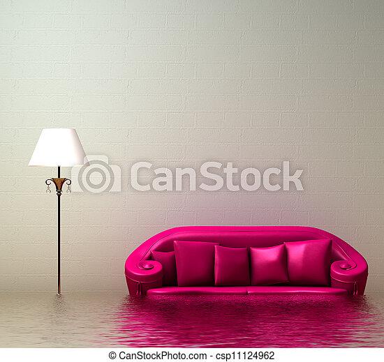 Image de rose divan norme lampe minimaliste int rieur for Divan 2 lampe