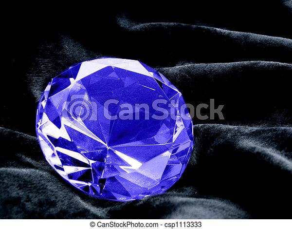 Sapphire Jewel - csp1113333