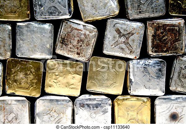 galvanized iron packaging box - csp11133640