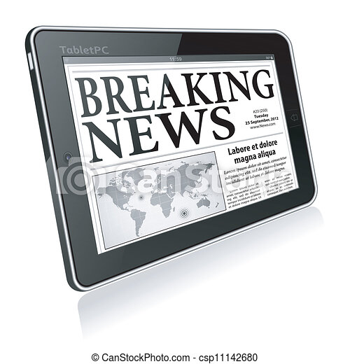 Clip Art News Clip Art breaking news clip art vector graphics 2214 eps concept digital news