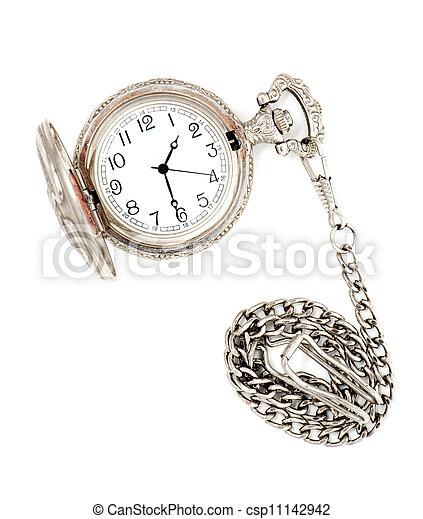 antique clocks - csp11142942