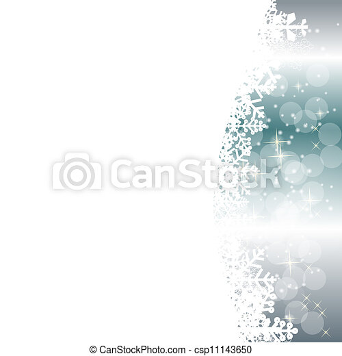 Abstract beauty Christmas and New Year background. - csp11143650