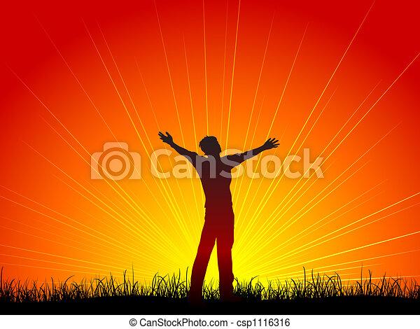 worship - csp1116316