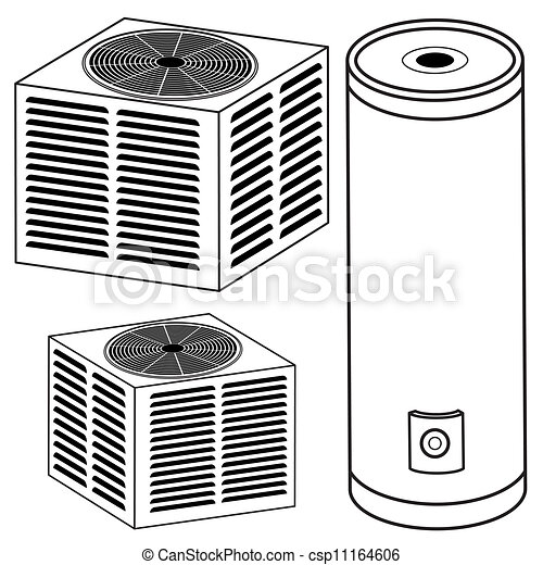 Image Result For Heater And Air Conditioner Unit