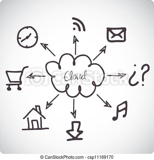 communications technology  - csp11169170