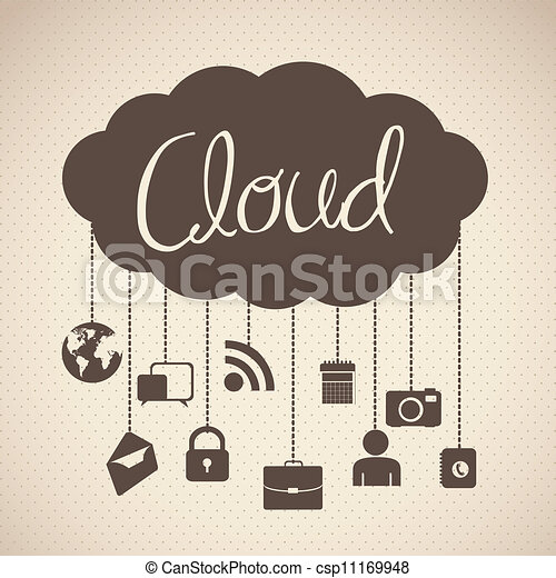 communications technology  - csp11169948