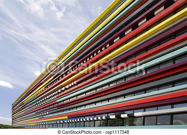 Modern architecture - csp1117348