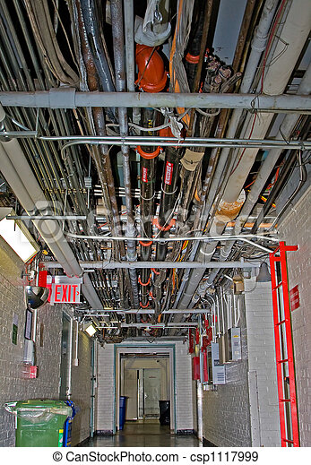 Utility cables and pipes - csp1117999
