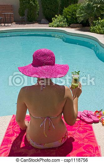 Summer Time - csp1118756