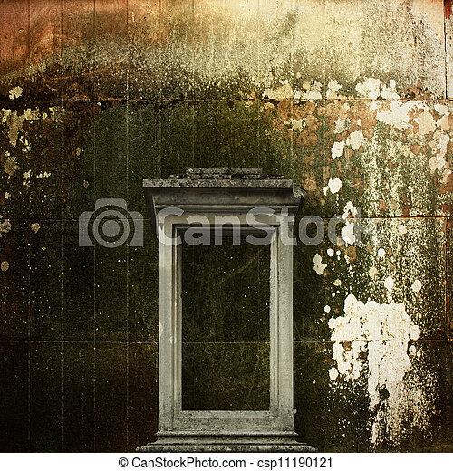 photo de pierre tombale fond vieux ma onnerie csp11190121 recherchez des photographies des. Black Bedroom Furniture Sets. Home Design Ideas
